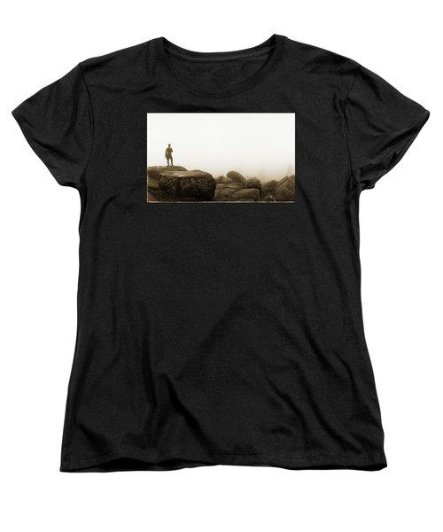 The General's View Women's T-Shirt (Standard Cut)