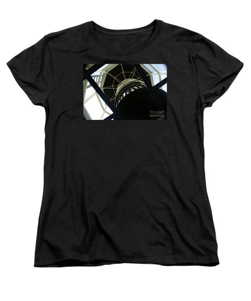 The Ghost Within Women's T-Shirt (Standard Cut) by Linda Shafer