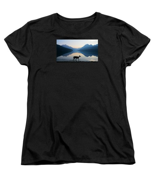 The Grace Of Wild Things Women's T-Shirt (Standard Cut) by Dustin  LeFevre