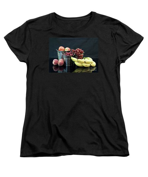 Women's T-Shirt (Standard Cut) featuring the photograph The Healthy Choice Selection by Sherry Hallemeier