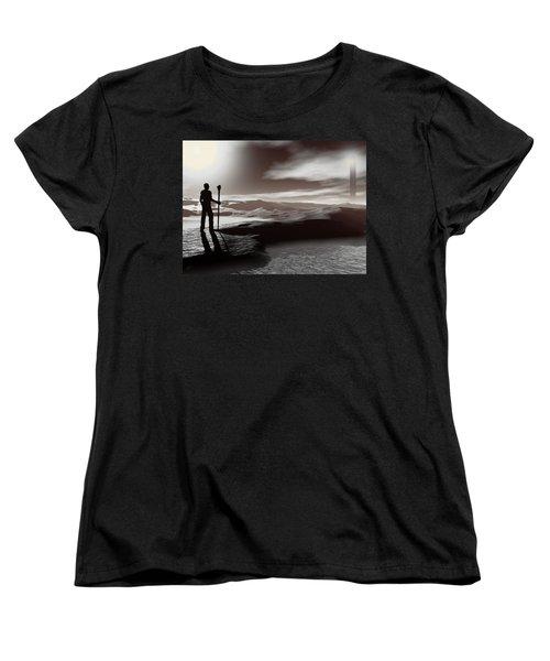 The Journey Women's T-Shirt (Standard Cut)