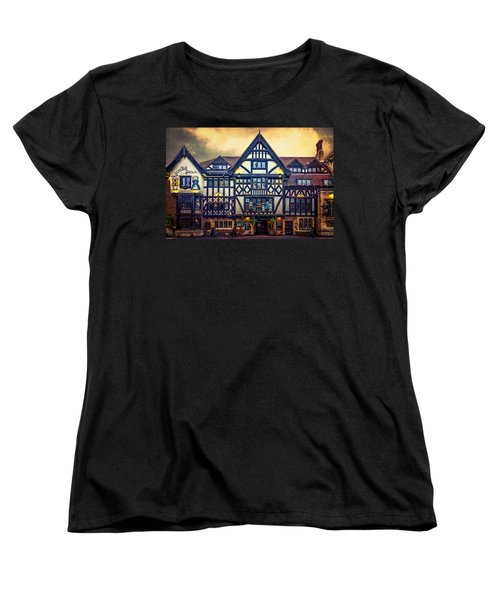 Women's T-Shirt (Standard Cut) featuring the photograph The King And Queen by Chris Lord