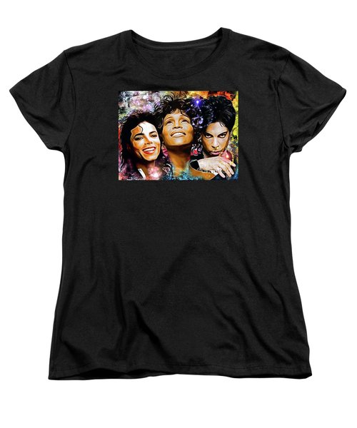 The King, The Queen And The Prince Women's T-Shirt (Standard Cut)