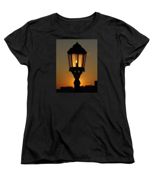 The Light Within Women's T-Shirt (Standard Cut) by John Topman