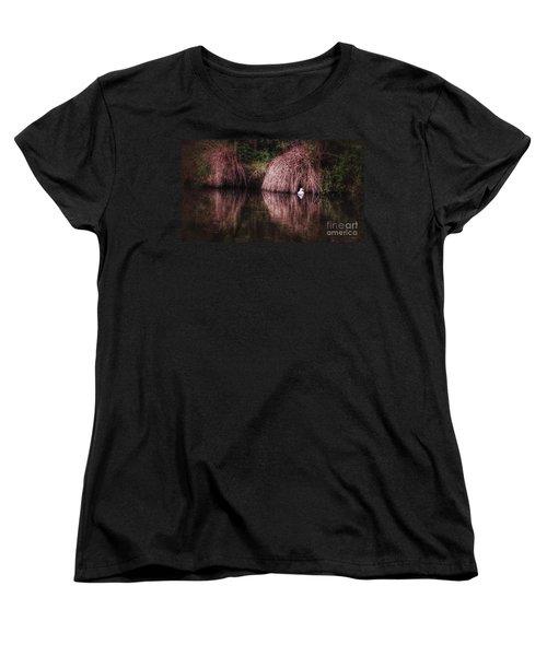 The Little White Duck Women's T-Shirt (Standard Cut)