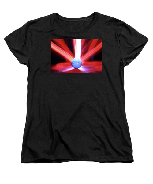 The Lust Women's T-Shirt (Standard Cut) by Andrew Nourse