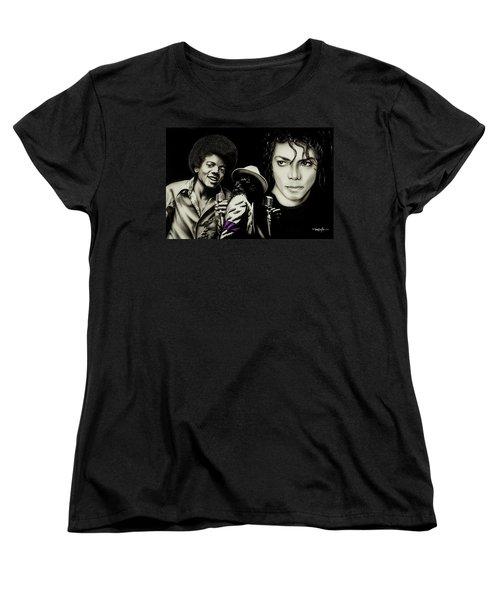 The Man In The Mirror Women's T-Shirt (Standard Cut)