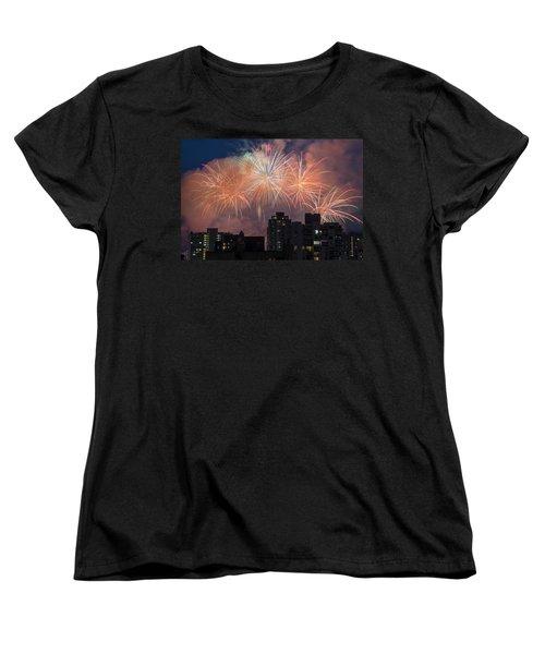 The Netherlands 1 Women's T-Shirt (Standard Cut) by Ross G Strachan