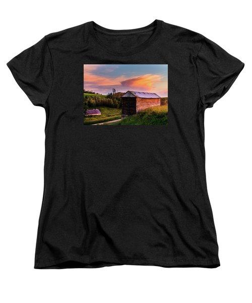 The Old Granary Women's T-Shirt (Standard Cut)