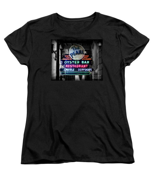 The Pearl Women's T-Shirt (Standard Cut) by Perry Webster
