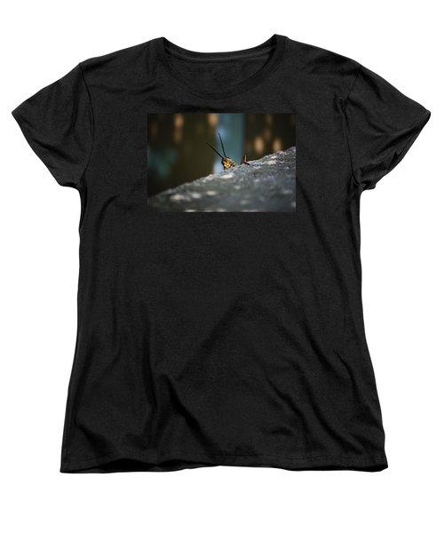 The Real Hopper Women's T-Shirt (Standard Cut) by Robert Meanor