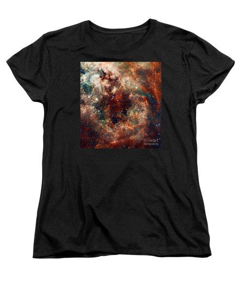 The Tarantula Nebula Women's T-Shirt (Standard Cut)