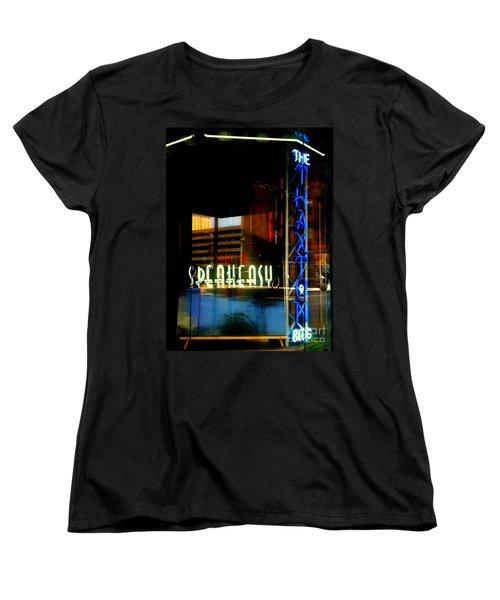 The Thaxton Speakeasy Women's T-Shirt (Standard Cut)