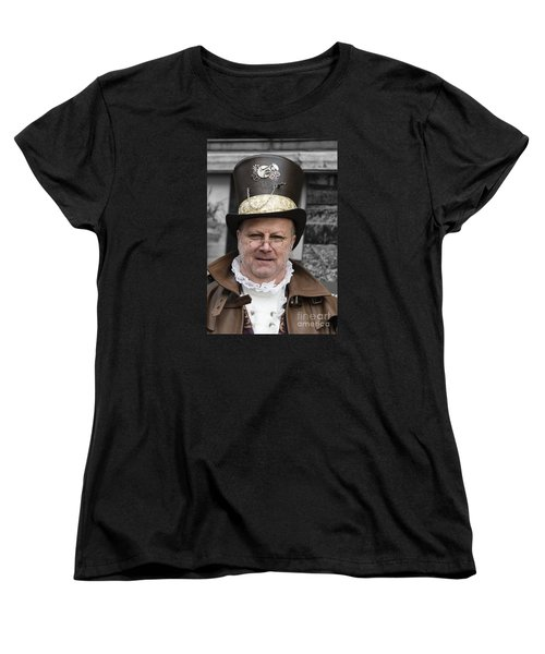 The Watchmaker Women's T-Shirt (Standard Cut) by David  Hollingworth