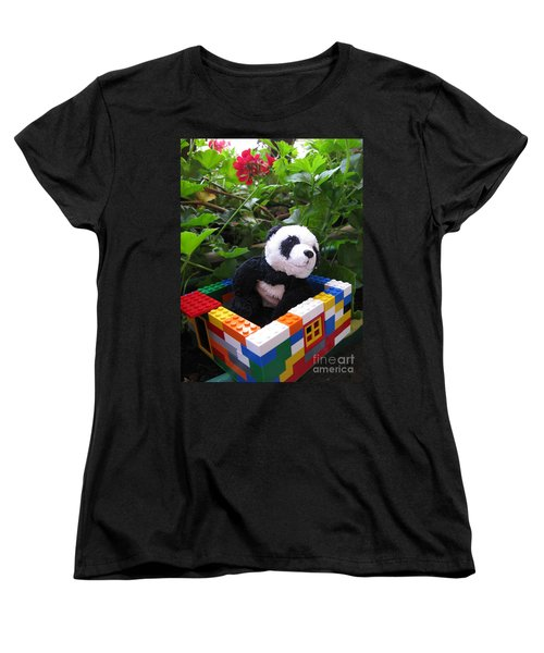 Women's T-Shirt (Standard Cut) featuring the photograph This House Is Too Small For Me by Ausra Huntington nee Paulauskaite