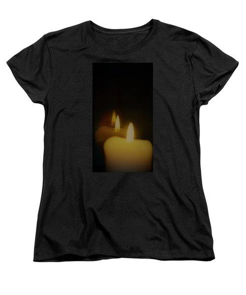 This Little Light Of Mine Women's T-Shirt (Standard Cut) by John Glass