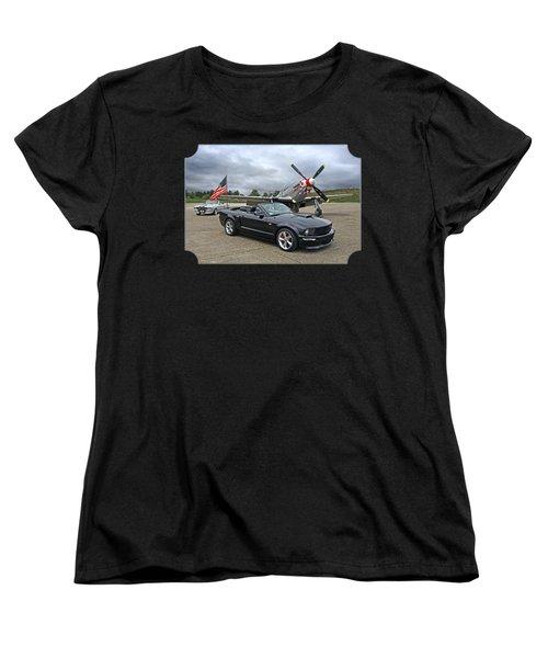 Three Generations Women's T-Shirt (Standard Cut)