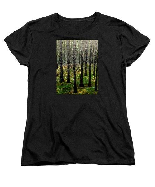 Through It All Women's T-Shirt (Standard Cut) by Lisa Aerts