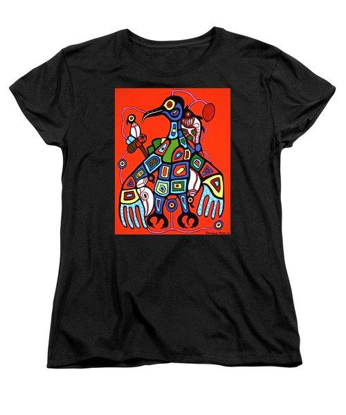 Thunderbird Women's T-Shirt (Standard Cut) by Stephanie Moore
