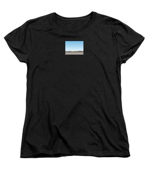 Thw Little San Bernardino Mountains Women's T-Shirt (Standard Cut)