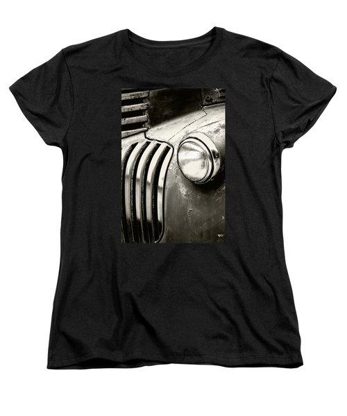 Time Traveler Women's T-Shirt (Standard Fit)