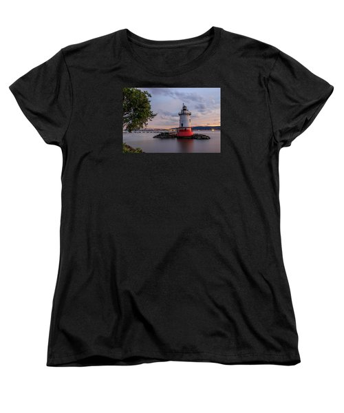 Tranquility Women's T-Shirt (Standard Cut) by Anthony Fields