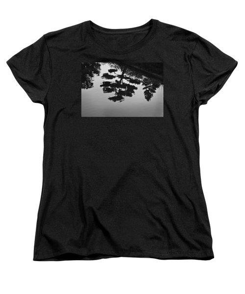 Tranquility II Women's T-Shirt (Standard Cut) by John Hansen