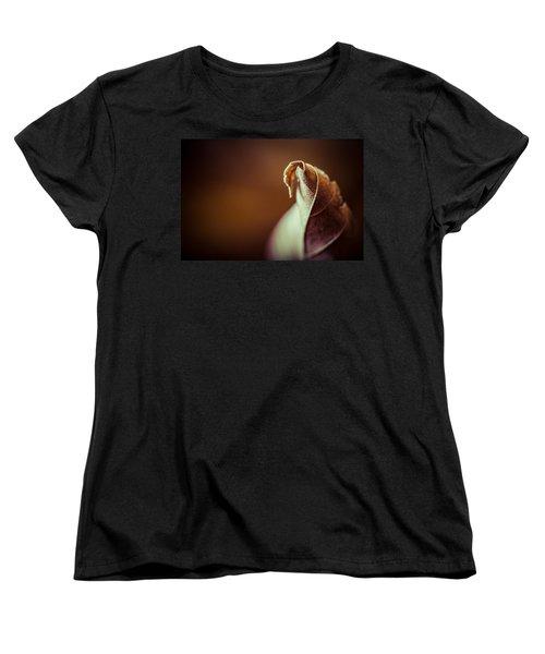 Transformation Women's T-Shirt (Standard Cut) by Yvette Van Teeffelen