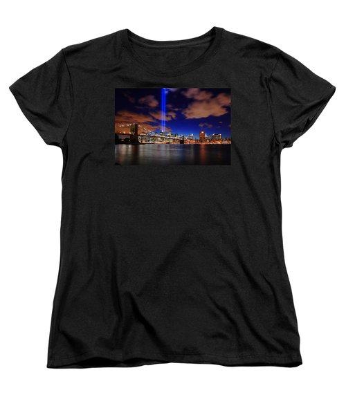 Tribute In Light Women's T-Shirt (Standard Cut)