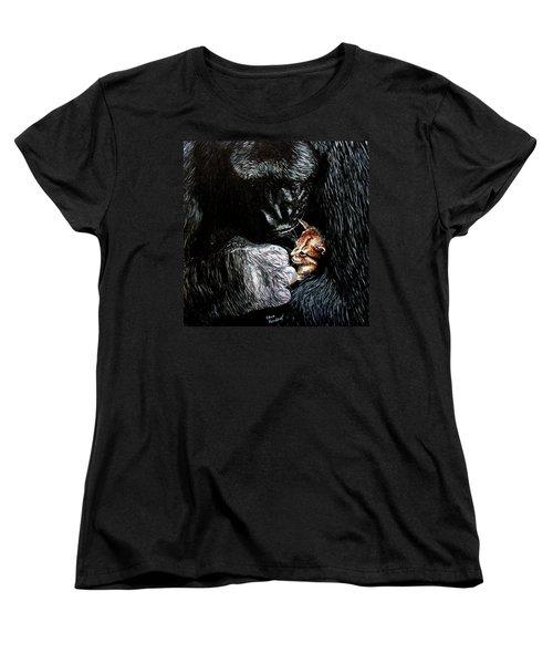 Tribute To Koko Women's T-Shirt (Standard Cut) by Stan Hamilton