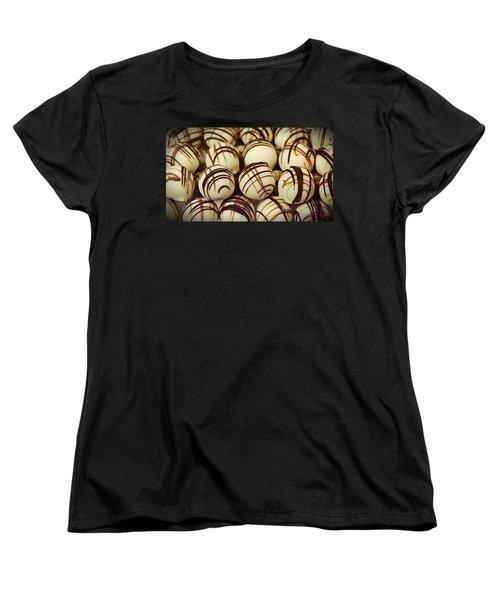 Truffles Women's T-Shirt (Standard Cut) by Paul Wilford
