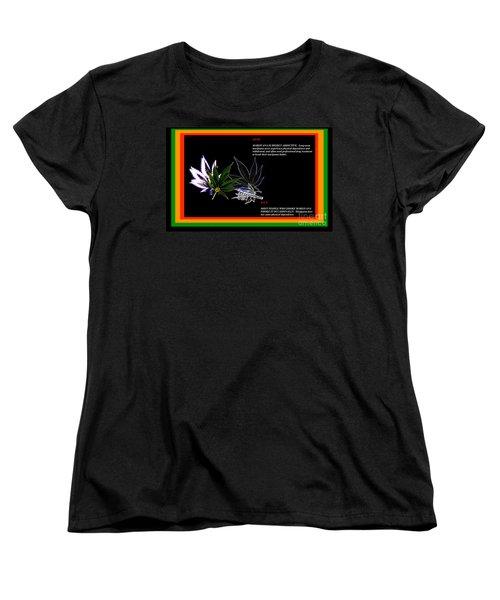 Truth Women's T-Shirt (Standard Cut) by Jacqueline Lloyd