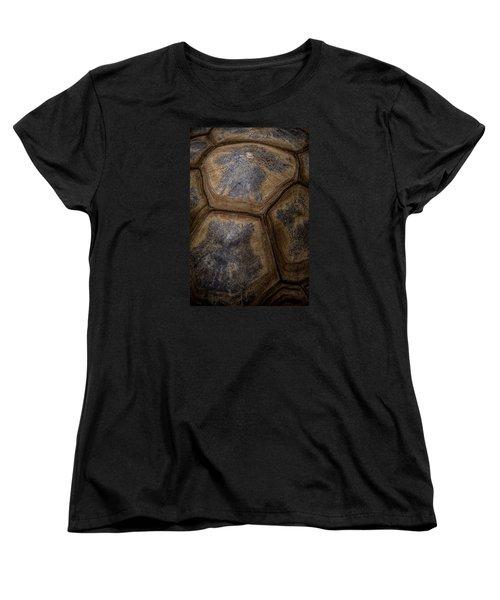 Turtle Shell Women's T-Shirt (Standard Cut) by Racheal  Christian