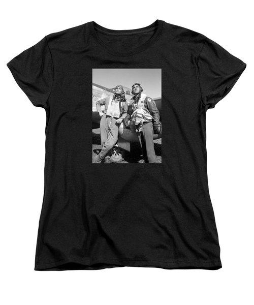 Tuskegee Airmen Women's T-Shirt (Standard Fit)