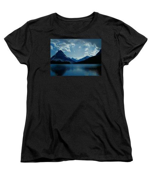 Two Medicine Lake Women's T-Shirt (Standard Cut)