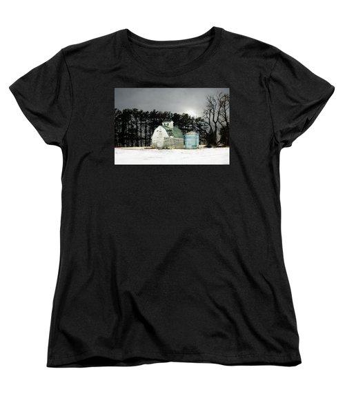 Women's T-Shirt (Standard Cut) featuring the photograph Twos Company by Julie Hamilton