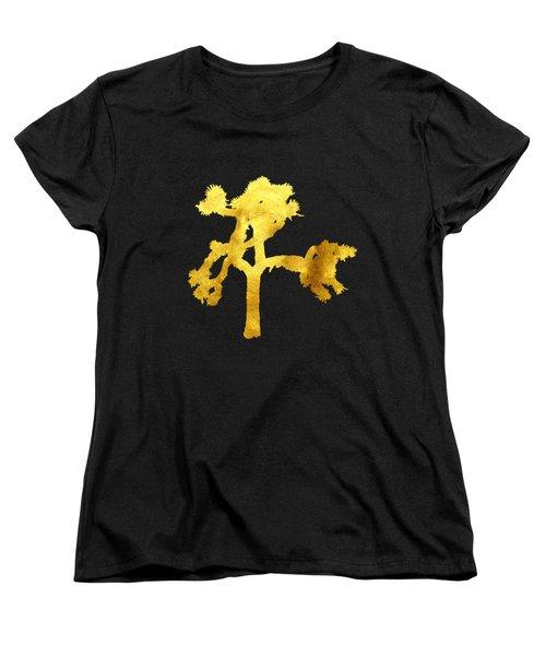 U2 Joshua Tree Tour 2017 Women's T-Shirt (Standard Cut) by Raisya Irawan