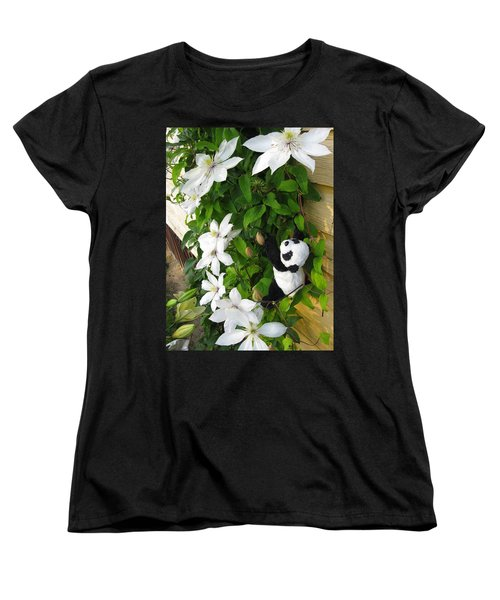 Women's T-Shirt (Standard Cut) featuring the photograph Up And Up And Up by Ausra Huntington nee Paulauskaite