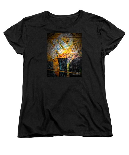 Urban Grunge Three Women's T-Shirt (Standard Cut)