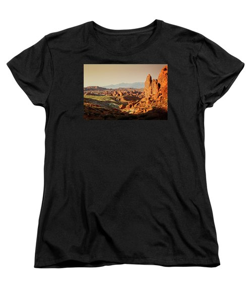 Valley Of Fire Xxiii Women's T-Shirt (Standard Cut)