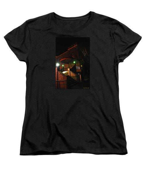 Vancouver Arts Building Women's T-Shirt (Standard Cut) by Steve Warnstaff