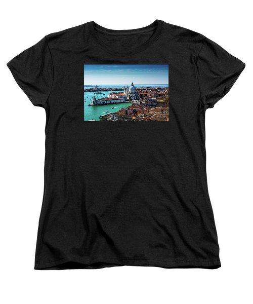 Venice Women's T-Shirt (Standard Cut) by M G Whittingham
