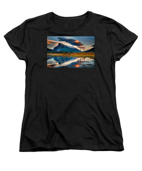 Vermillion Beauty Women's T-Shirt (Standard Cut)