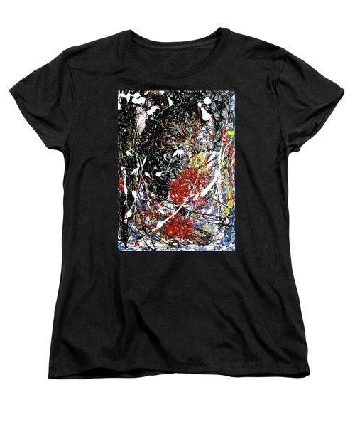 Vicious Circle Women's T-Shirt (Standard Cut) by Elf Evans