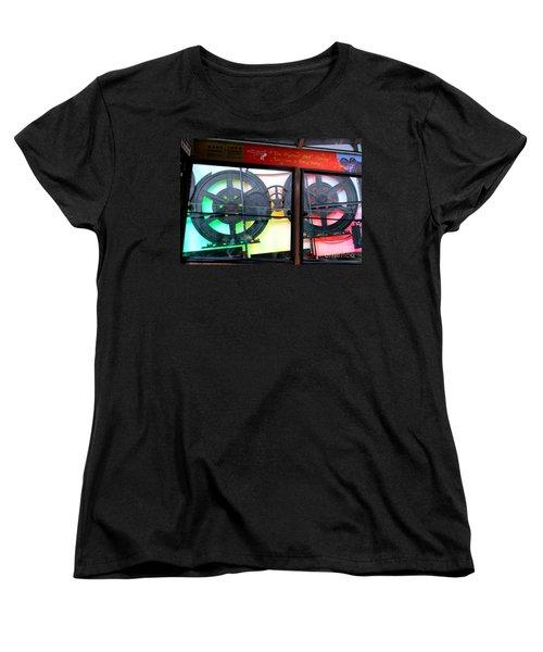 Women's T-Shirt (Standard Cut) featuring the photograph Victoria Peak 4 by Randall Weidner