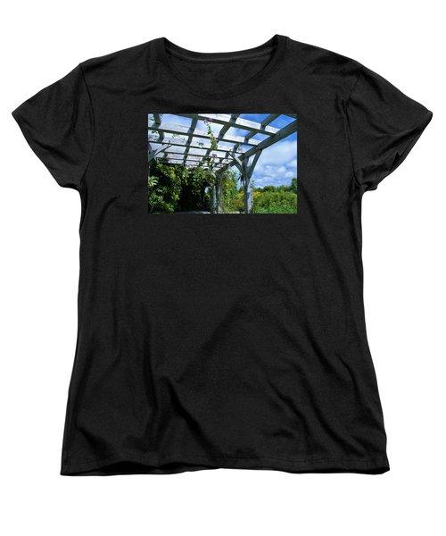 View To The Sky Women's T-Shirt (Standard Cut)