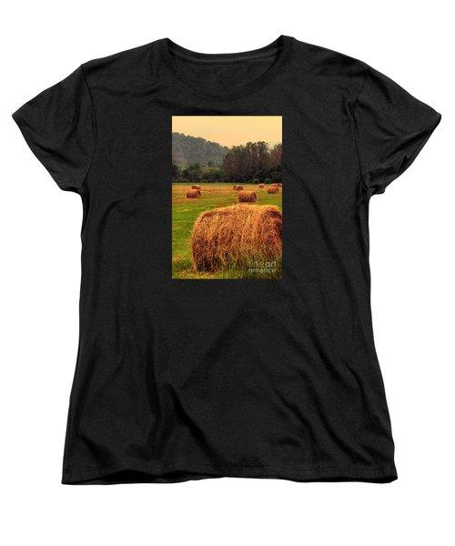 Virginia Evening Women's T-Shirt (Standard Cut) by Thomas R Fletcher