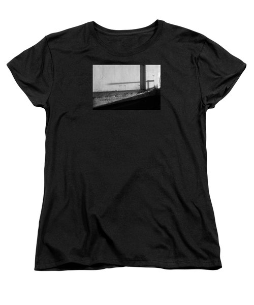 Wall And Shows 1 Women's T-Shirt (Standard Cut) by Catherine Lau