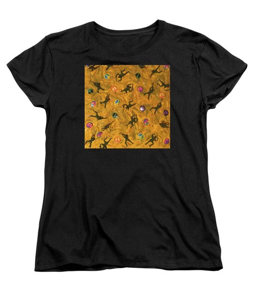 War And Peace Women's T-Shirt (Standard Cut) by Thomas Blood