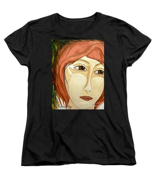 Warrior Woman - No Apologies Women's T-Shirt (Standard Cut)
